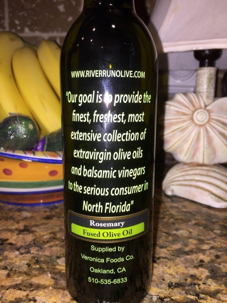 River Run Olive Oil